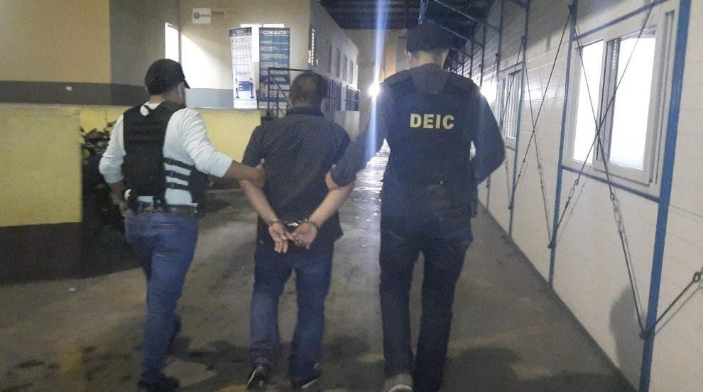 Capturan a señalado de abusar de adolescente de 15 años