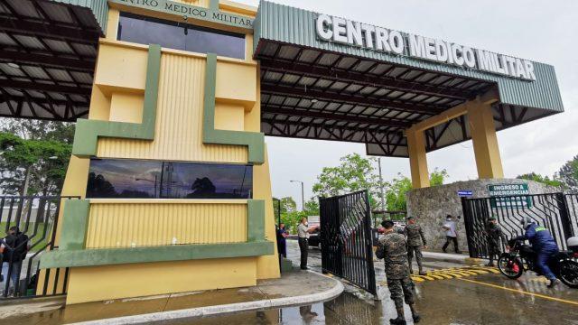 """En el Centro Médico Militar se realiza una audiencia por el caso """"Diario Militar""""."""