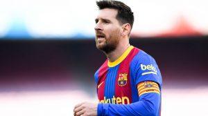 Contrato Messi con el Barcelona termina este 30 de junio 2021