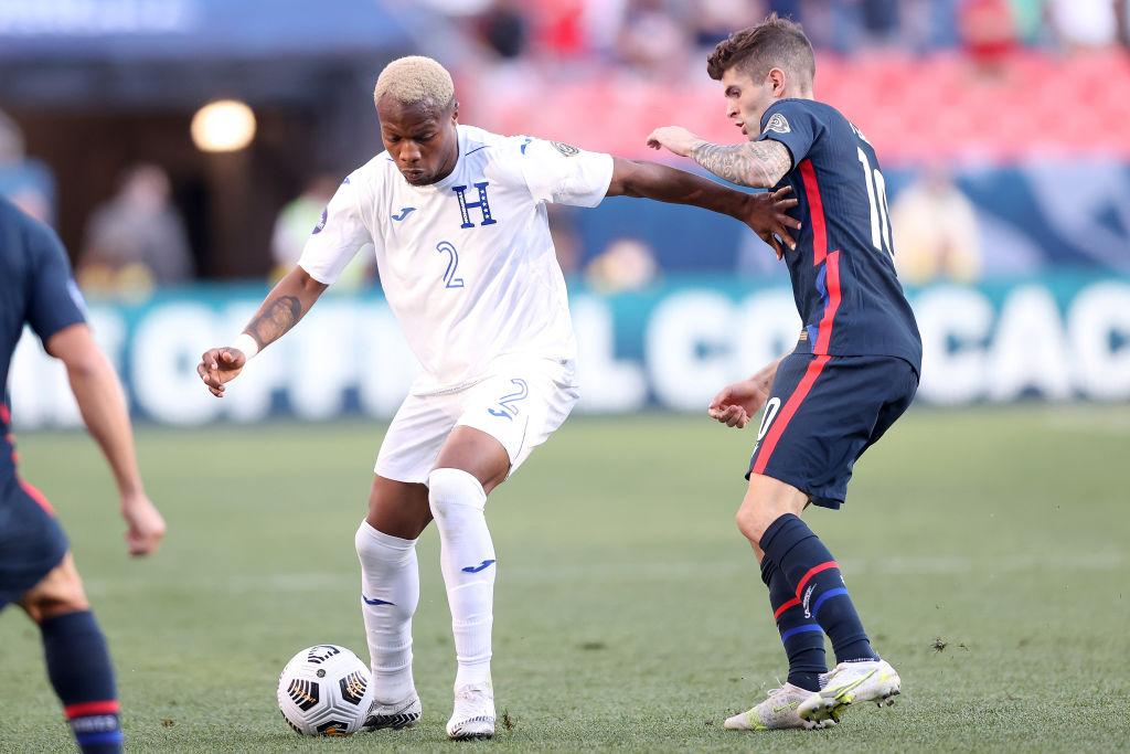 Estados Unidos vs México, final Liga de Naciones