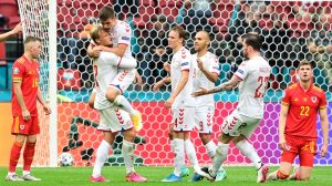 Dinamarca elimina a Gales
