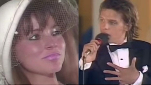 Issabela Camil y Luis Miguel