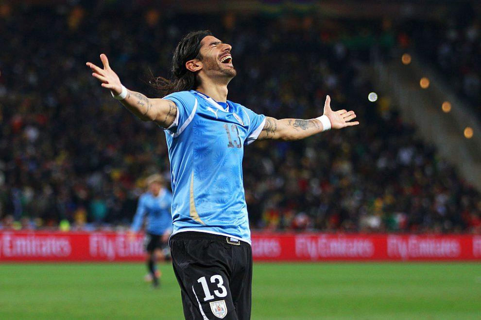 Sebastián Abreu se retira del futbol