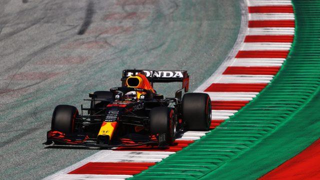 """Max Verstappen se queda con la """"pole"""" del GP de Estiria"""