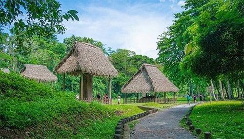 Parque Arqueológico Quiriguá