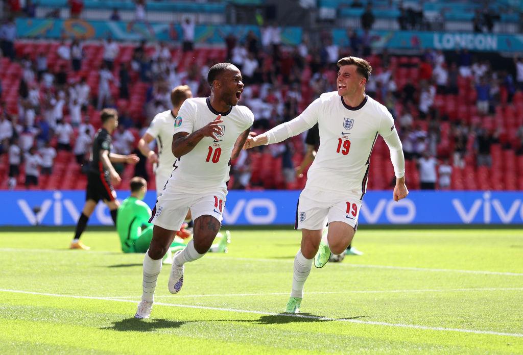 Triunfo de Inglaterra sobre Croacia