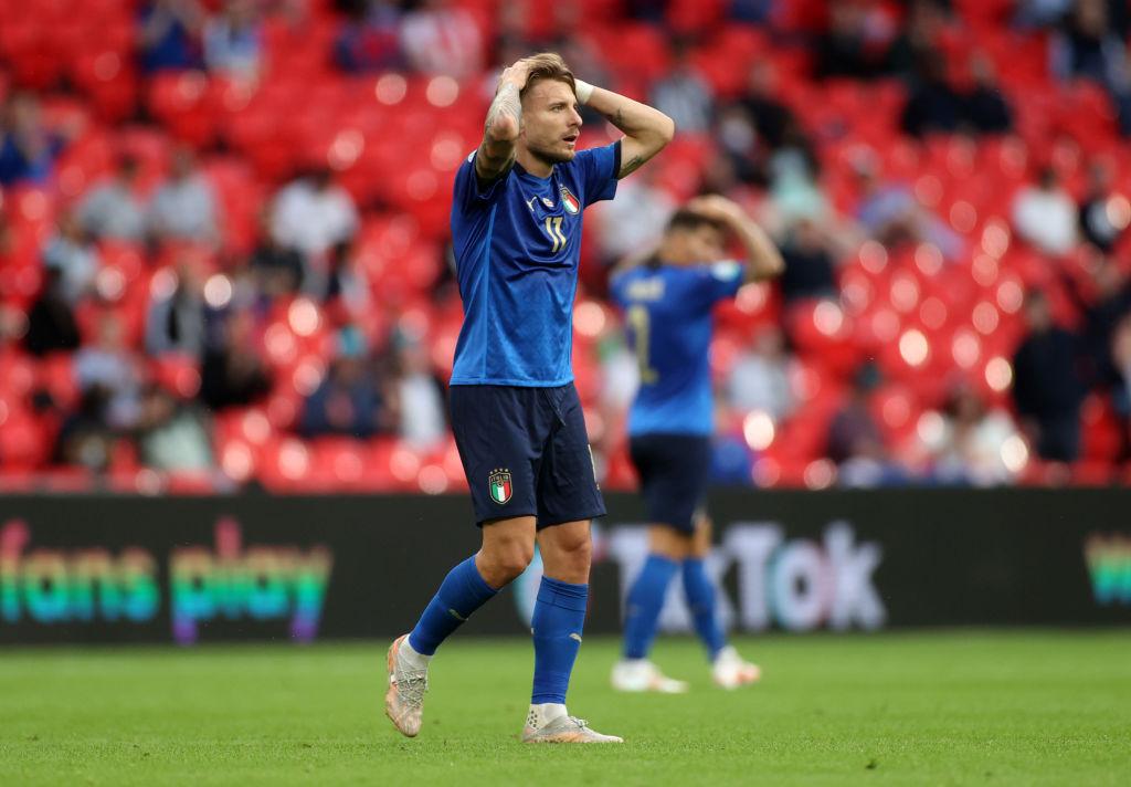 Italia vs Austria, octavos de final Eurocopa