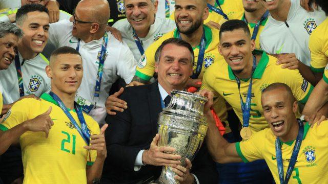 Sedes oficiales para la Copa América 2021