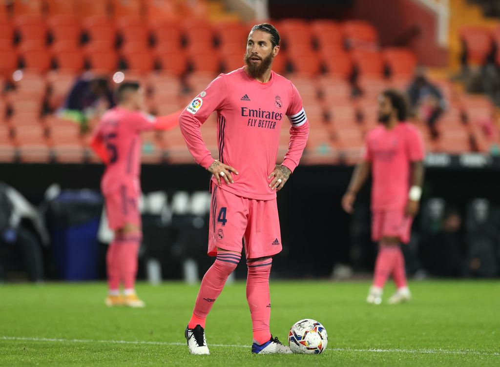 Ramos se va del Madrid