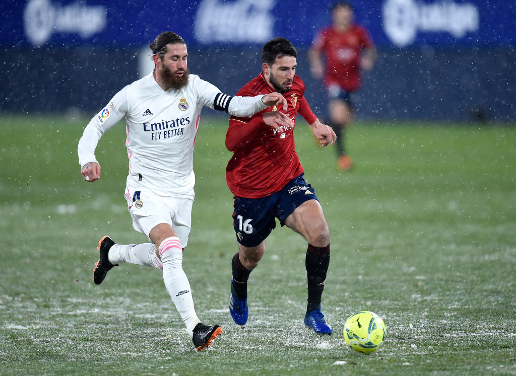 Fin de la era de Sergio Ramos con el Madrid