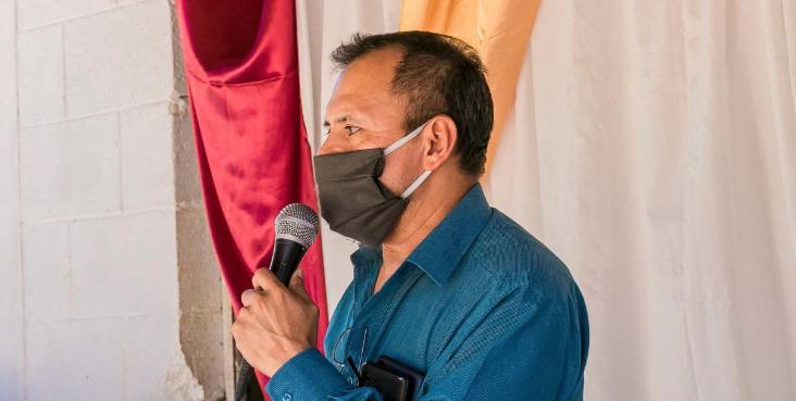 alcalde municipal de San Raymundo, Guatemala, Joel Humberto Choy Yoc