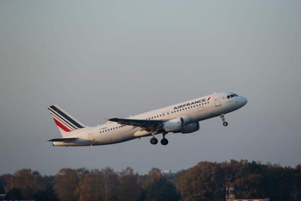 Vuelo de Air France
