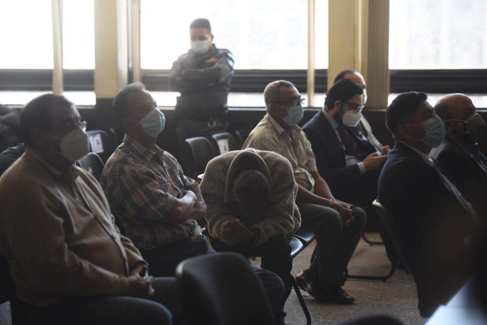 audiencia de primera declaración del caso Diario Militar