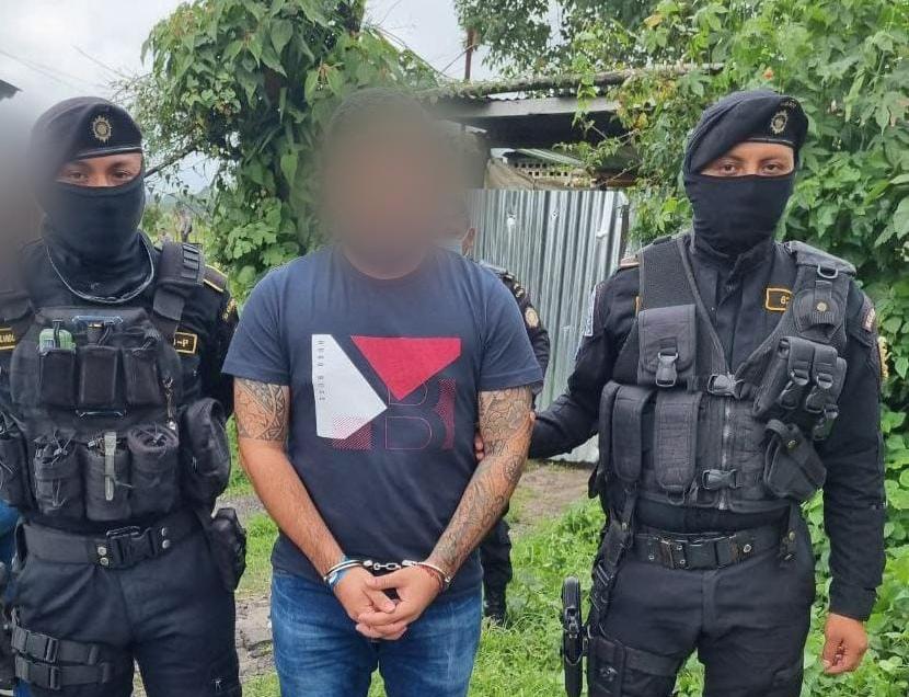 Detienen a presunto narcotraficante pedido en extradición por EE. UU.