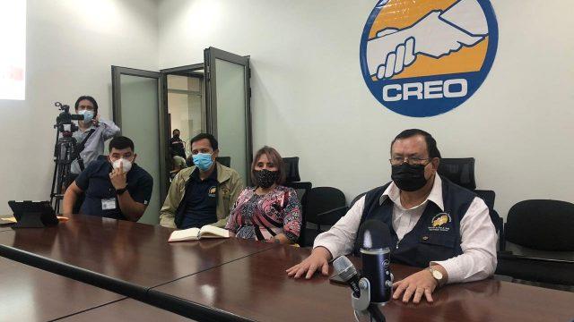 Director de área de Salud Guatemala Central, Augusto Contreras