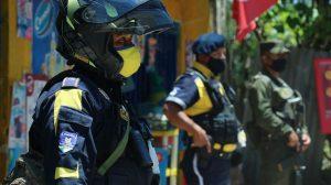 Ejército y Policía Municipal realizan operativo conjunto en Santa Catarina Pinula