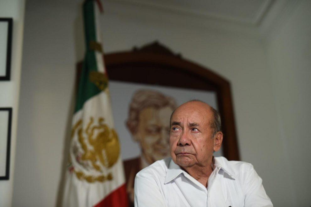 Embajador de México, Romeo Ruíz Armento