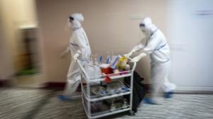 hospitales atienden casos de covid-19