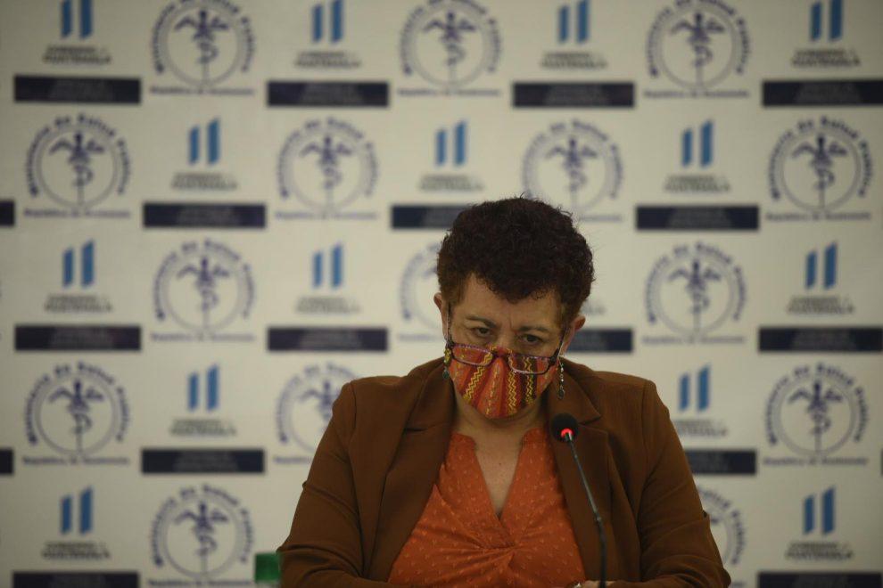 autoridades del Ministerio de Salud indican que persiste el aumento de casos de Covid-19