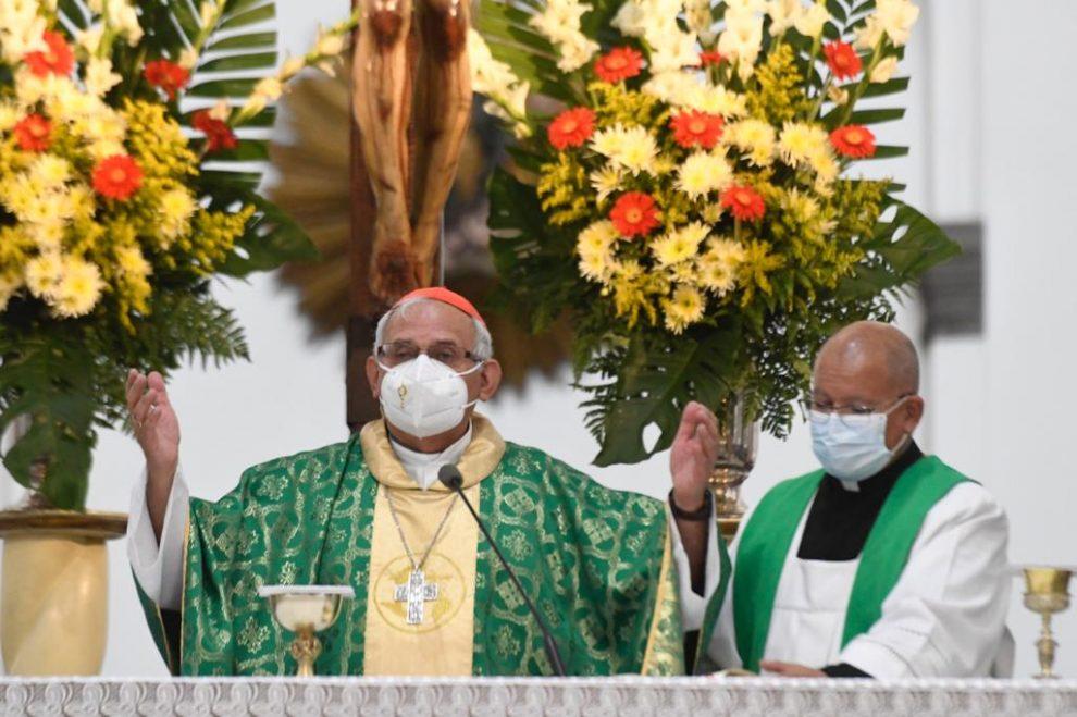 Celebran el 50 aniversario de la ordenación sacerdotal de monseñor Álvaro Cardenal Ramazzini