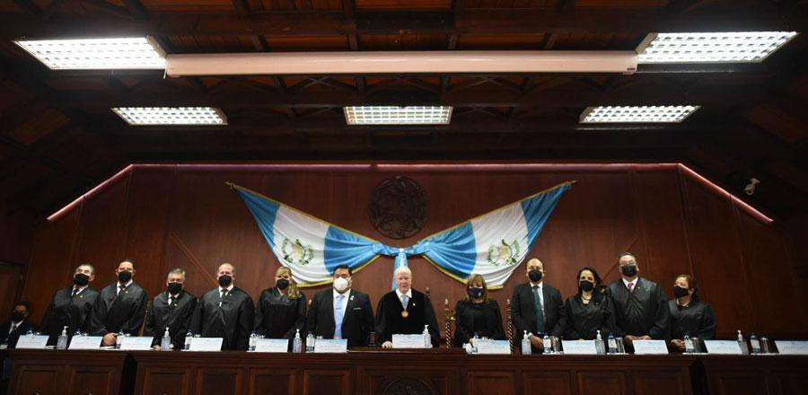Octava magistratura de la Corte de Constitucionalidad