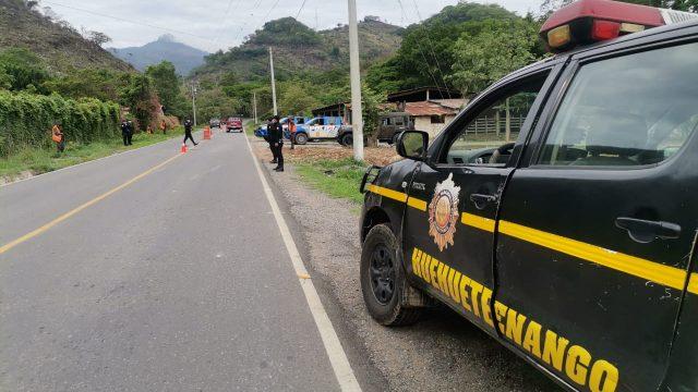 Operativos en Huehuetenango ante posible presencia de grupos armados