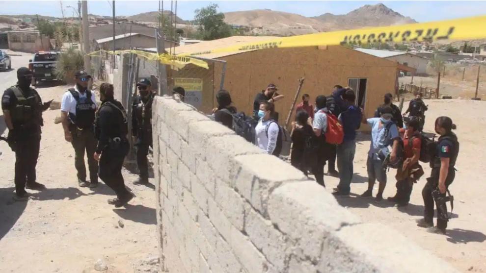 Rescatan en México a 200 migrantes hacinados; hay guatemaltecos