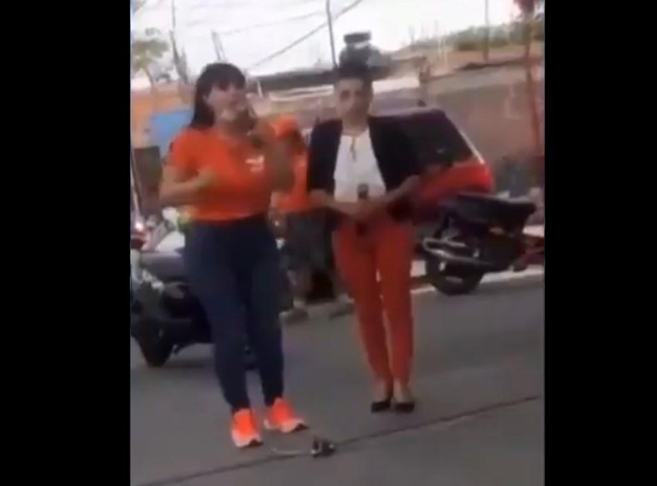 Video del asesinato de la candidata Alma Barragán