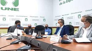 Diputados de la bancada UNE citan a autoridades de Salud y Diaco por incremento en el costo de los precios a los medicamentos utilizados en pacientes con COVID-19.