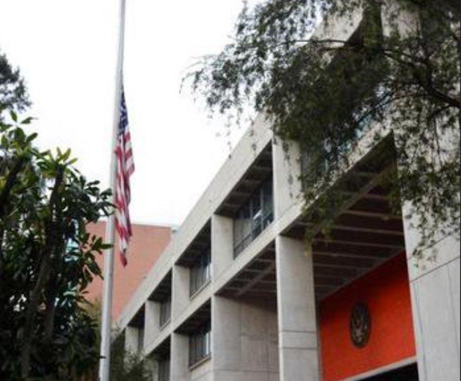 Embajada de Estados Unidos en Guatemala.