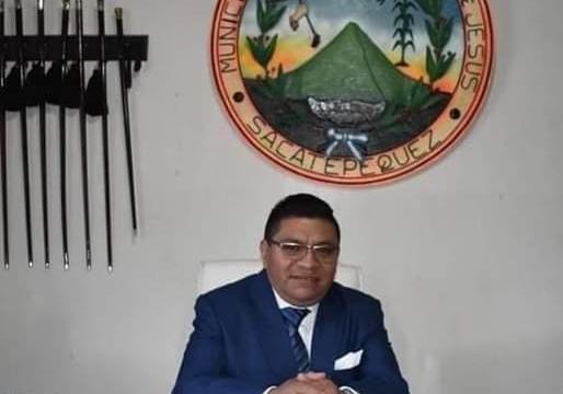 Fallece por Covid-19 el alcalde de Santa María de Jesús