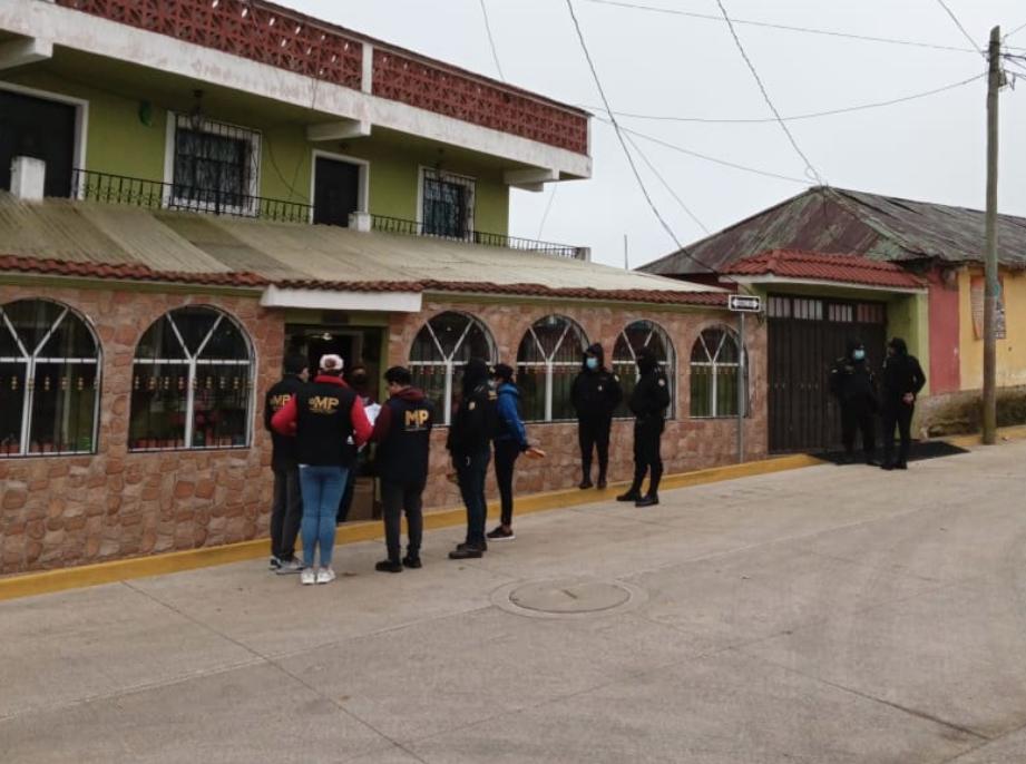 allanamientos por corrupción en municipalidad de Sibilia
