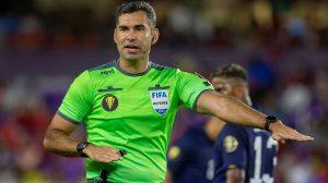 Mario Escobar Toca, árbitro guatemalteco