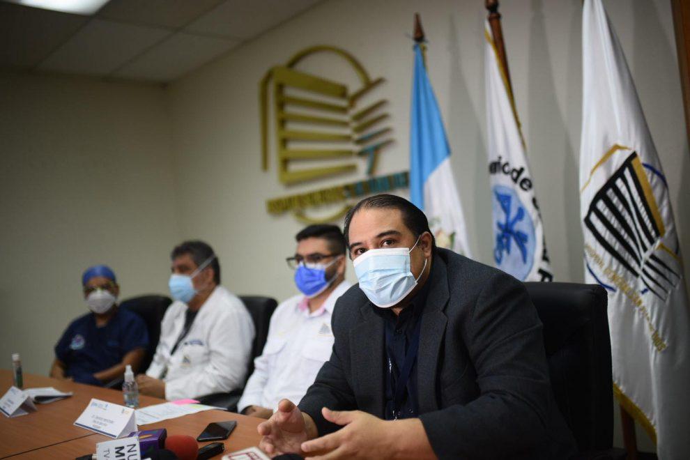 "Hospital San Juan de Dios explica caso de ""hongo negro"" en Guatemala"