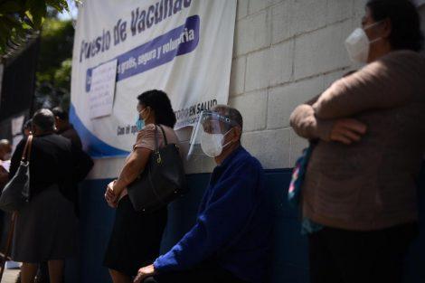 centro de vacunación Alida España