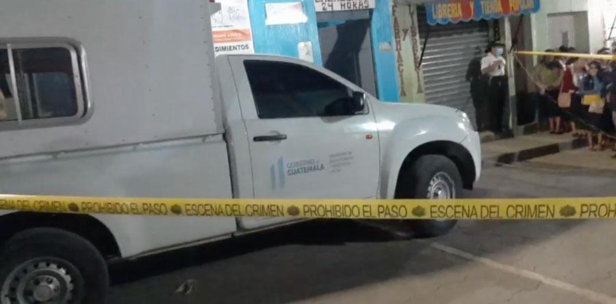Enfermero es asesinado en San Pedro Necta, Huehuetenango