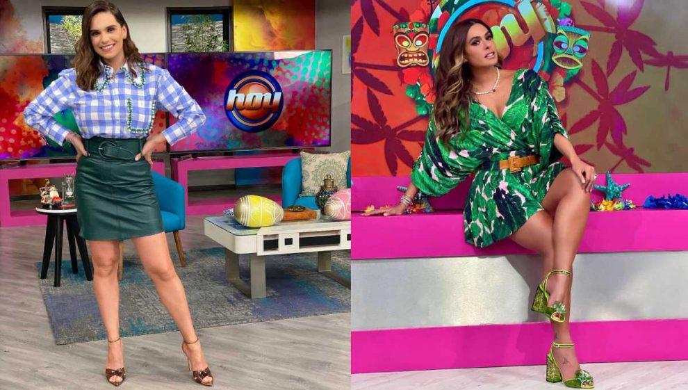 Tania Rincón y Galilea Montijo