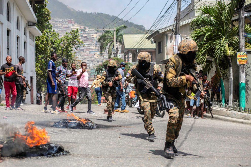 Buscan a asesinos del presidente de Haití, Jovenel Moise