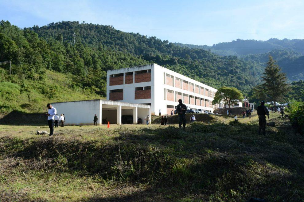 Inauguran trabajos de construcción de hospital en San Pedro Necta
