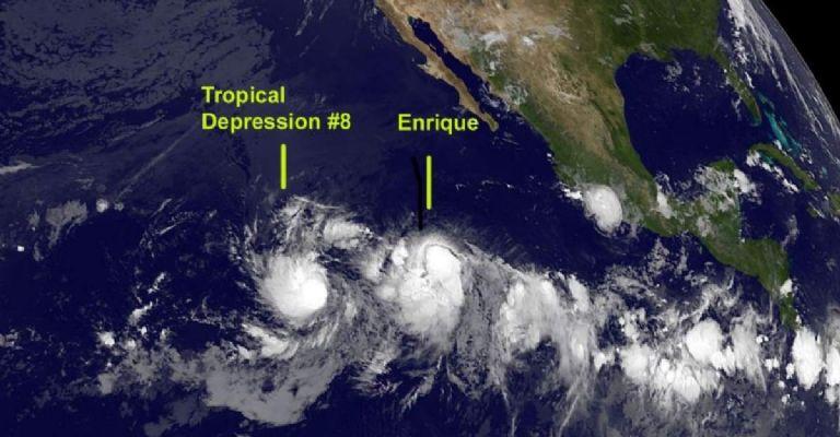 huracan enrique