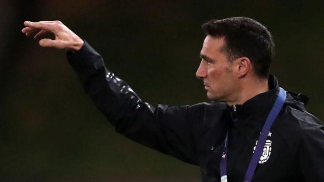 Lionel Scaloni, entrenador de Selección de Argentina