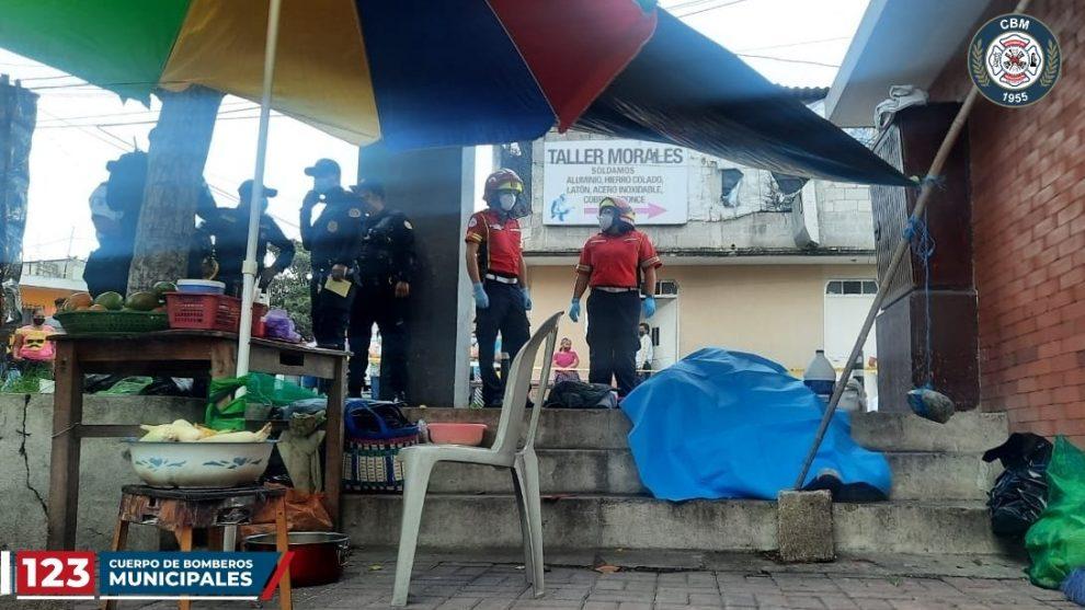 Mujer es asesinada en Santa Rosalía, zona 16