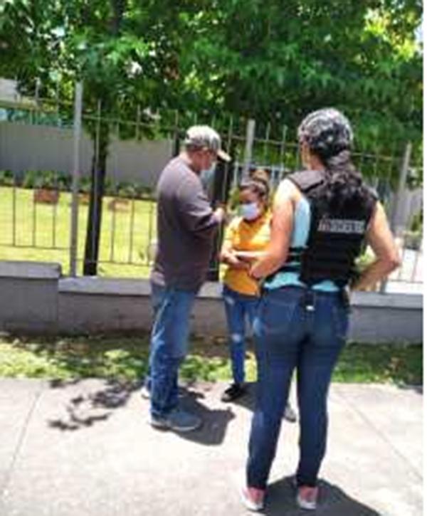 PNC localiza a mujer con alerta Isabel-Claudina que fingió su secuestro