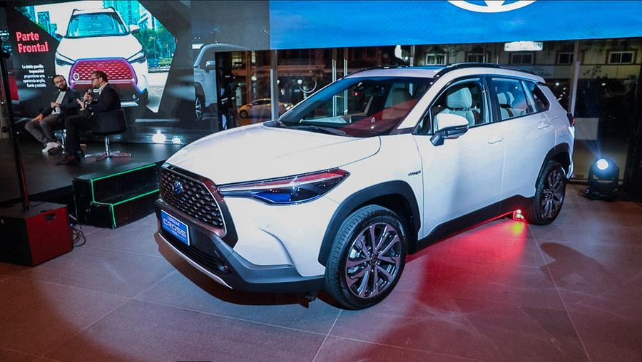 Nueva Toyota Corolla Cross SUV