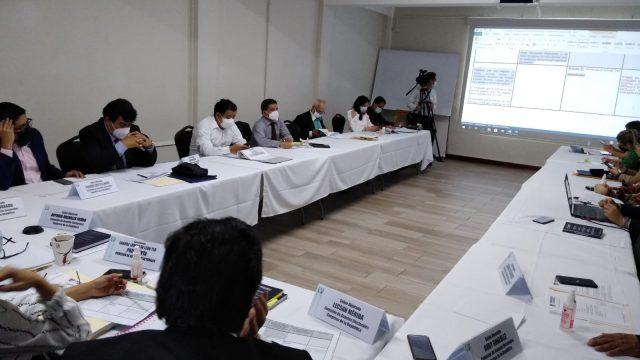 Comisión de Asuntos Electorales discutirá la propuesta para desbloquear los listados de candidatos a diputados.