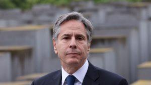 Antony Blinken, secretario de Estado de Estados Unidos