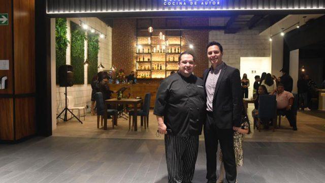 """""""Artisan, cocina de autor"""" en HQ Fontabella. Foto: Omar Solís"""