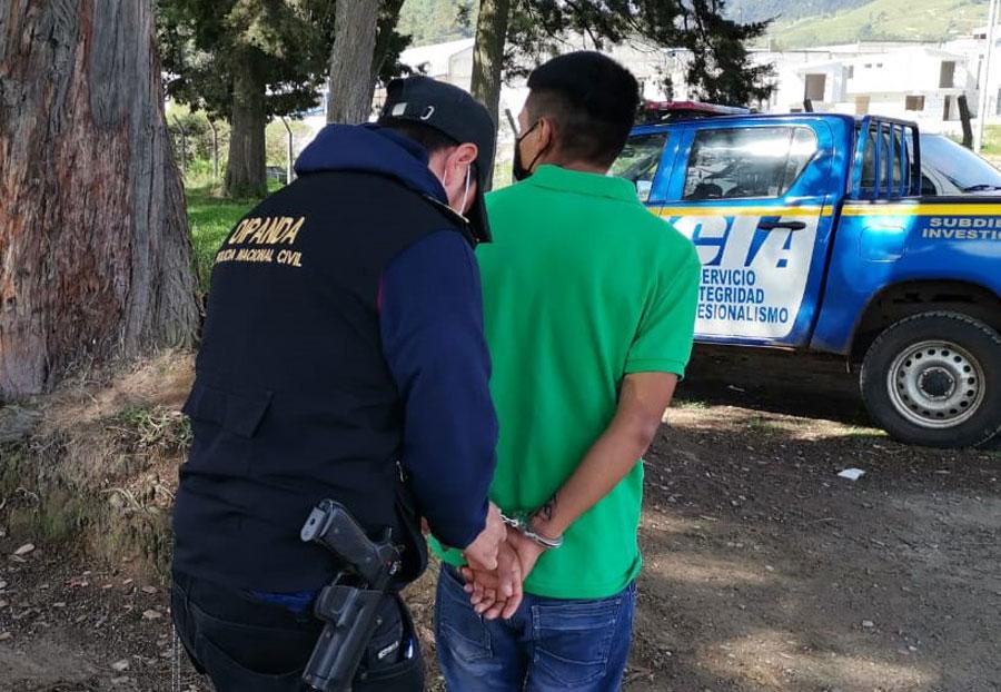 Capturado tras operativos en cárceles