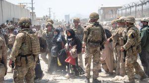 Retirada de Afganistán