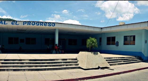 hospital de El Progreso